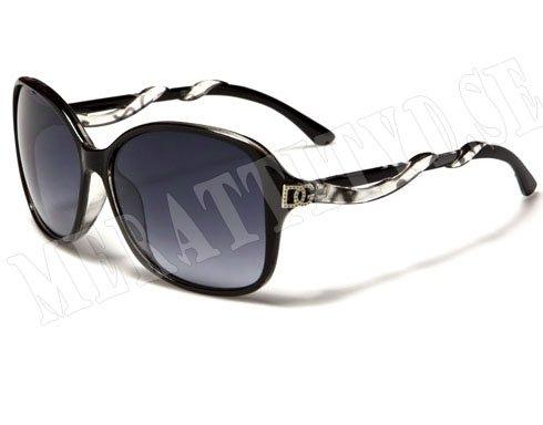 DG Twisted - Svarta - Solglasögon