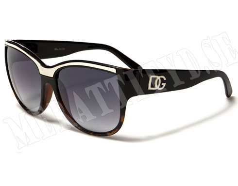 DG Lush - Leopard/Svart - Solglasögon