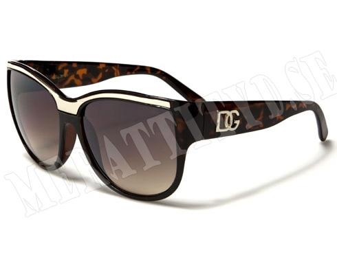 DG Lush - Leopard - Solglasögon