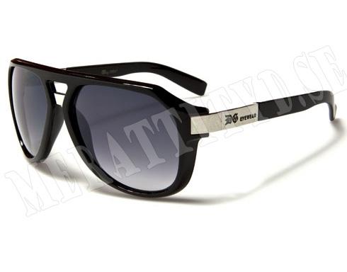 DG Major - svart/silver - solglasögon