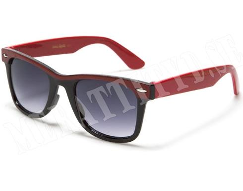 Wayfarer Kids - Röda - Barnsolglasögon
