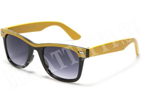 Wayfarer Kids - Gula - Barnsolglasögon