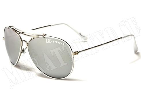 Pilot DG Kids - Vit - Barnsolglasögon