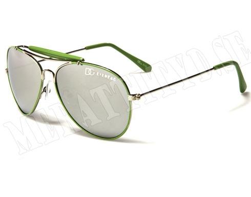 Pilot DG Kids - Grön - Barnsolglasögon