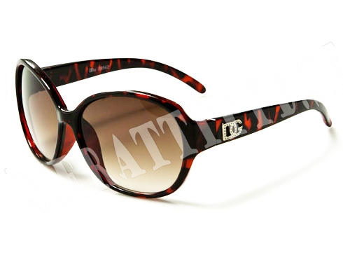 DG Fab Kids - Leopard - Barnsolglasögon