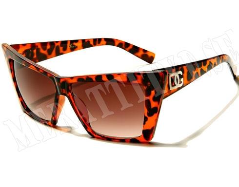 DG Space - Leopard - Solglasögon