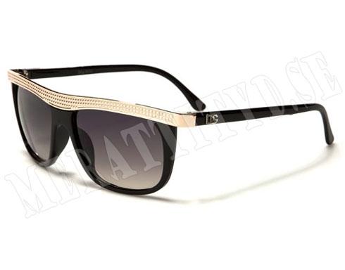 DG Line - Guld - Solglasögon