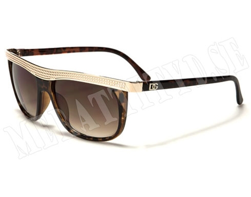 DG Line - Brun - Solglasögon