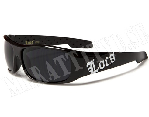 Locs Loud - Vit - Solglasögon