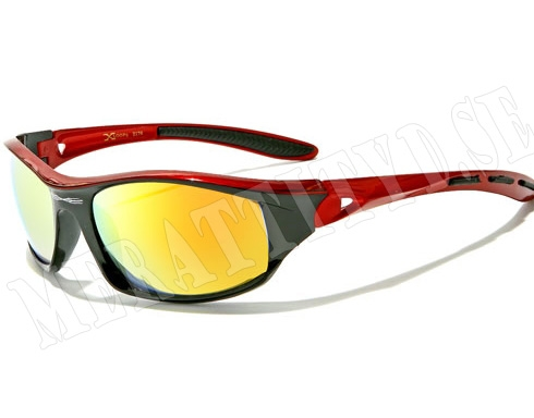 XLoop Stream - Röd - Solglasögon