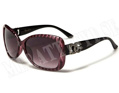 DG Pattern - Rosa - Solglasögon