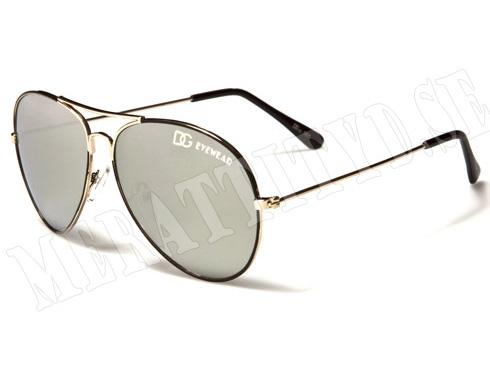 DG Eyewear - Brun - Barnsolglasögon