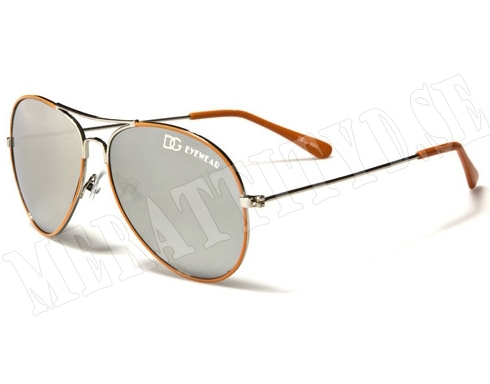 DG Eyewear - Orange - Barnsolglasögon