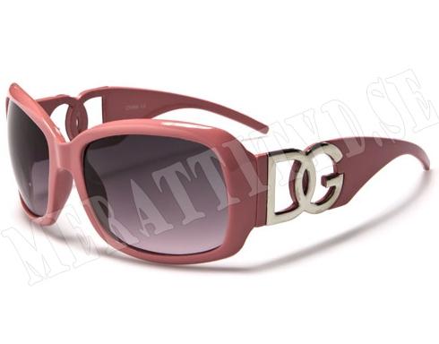 DG Fashion - Gammelrosa - Barnsolglasögon