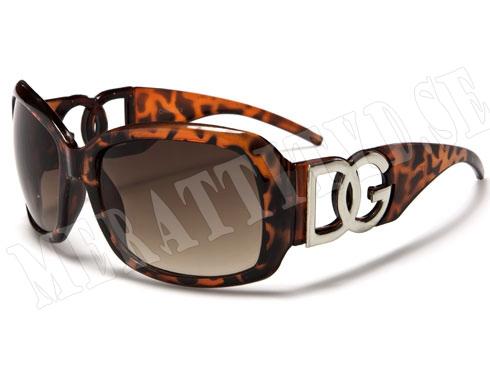 DG Fashion - Leopard - Barnsolglasögon
