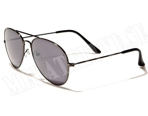 Aviator Forcer - Mörkgrå - Solglasögon