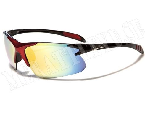 Xloop Glasses - Röd - Solglasögon