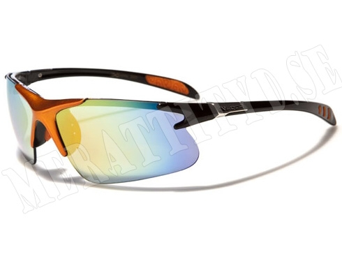 Xloop Glasses - Orange - Solglasögon