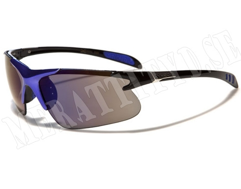 Xloop Glasses - Blå - Solglasögon