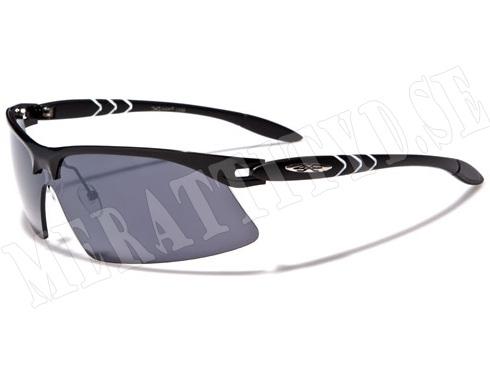Xloop Slim - Vit - Solglasögon