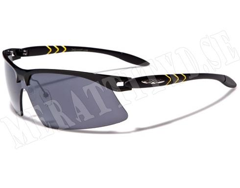 Xloop Slim - Gul - Solglasögon