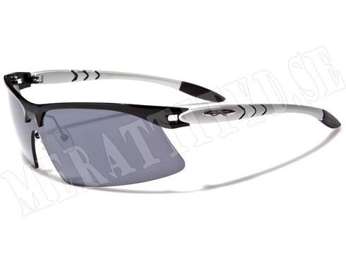 Xloop Slim - Silver - Solglasögon