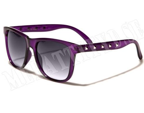 Mix Color - Lila - Solglasögon