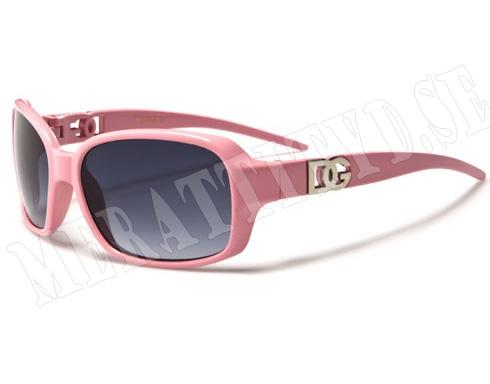 DG Slim Kids - Rosa - Barnsolglasögon