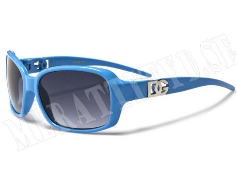 DG Slim Kids - Blå - Barnsolglasögon