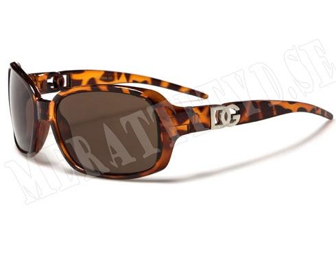 DG Slim Kids - Leopard - Barnsolglasögon