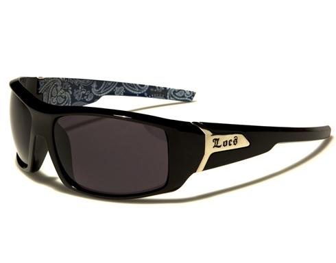 Locs Killer - Svart mönster - Solglasögon