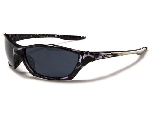 Vita kamouflage bullshark sport solglasögon