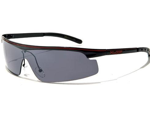Tiger Shark - Röda - Solglasögon
