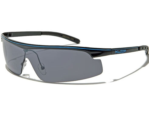 Tiger Shark - Blå - Solglasögon