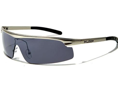 Tiger Shark - Silver - Solglasögon