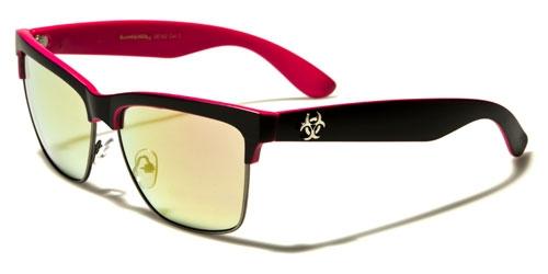 Biohazard Wayfarer - Rosa - Solglasögon