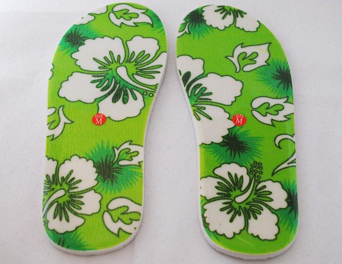 Sticky Flops grön - strl.S