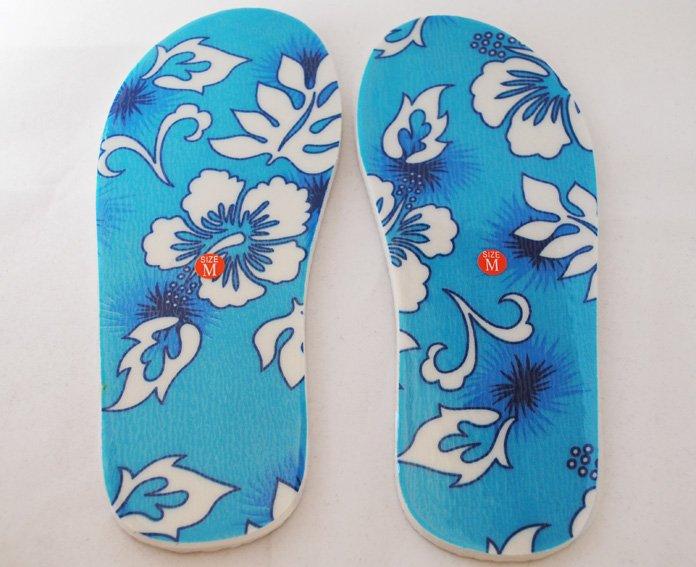 Sticky Flops blå - strl.M
