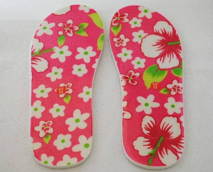 Sticky Flops rosa - strl.L