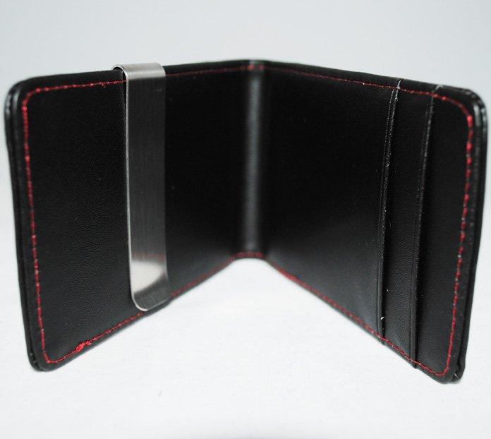 Plånbok Modern black