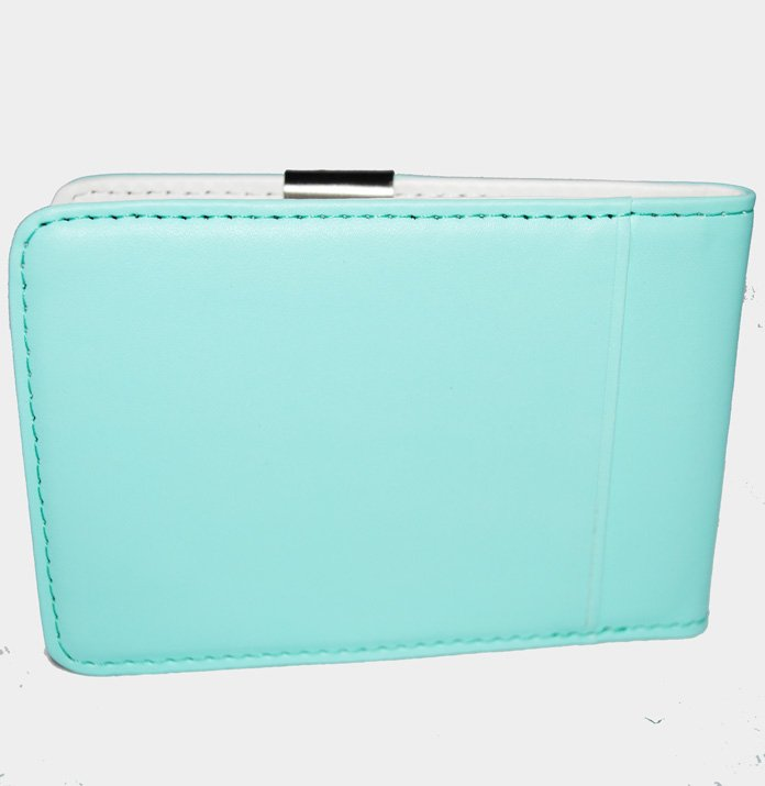 Plånbok Modern green/white