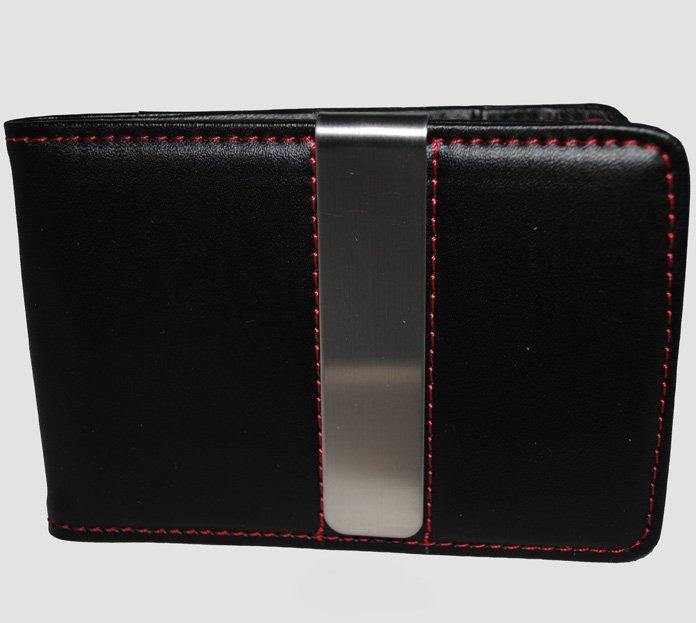 Plånbok Modern extra black