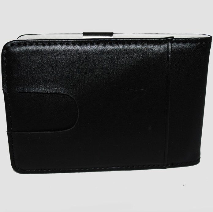 Plånbok Modern svart vit