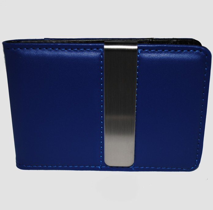 Plånbok Modern extra blue/black