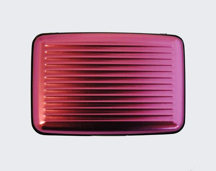 Metallic case pink