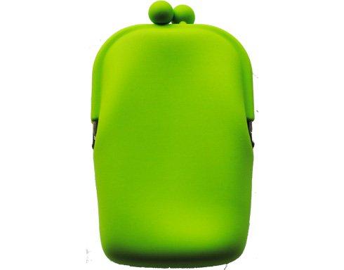 Silicon Retro - grön - mobilväska/plånbok