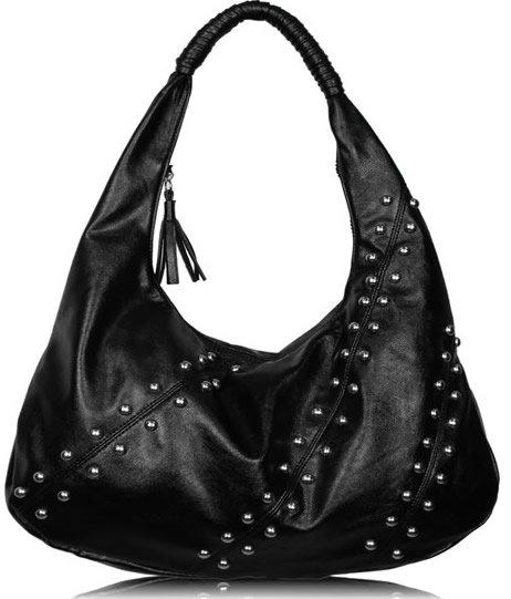 Hobo - handväska - svart