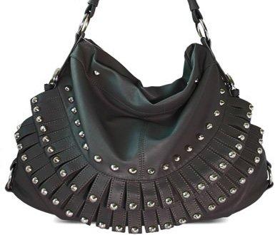 Posh - handväska - mörkgrå