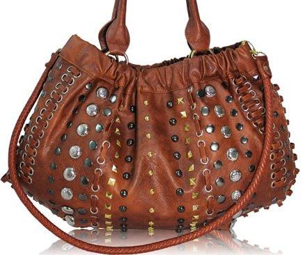 Harmony - handväska - brun