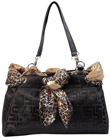 Fashion Scarf - handväska - svart